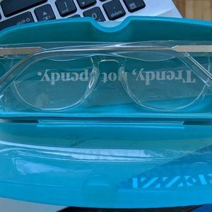 bifocal glasses  o.d:-0.50, o.s:-0.50 add:+1.00